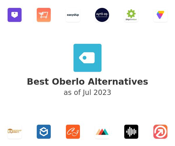 Best Oberlo Alternatives