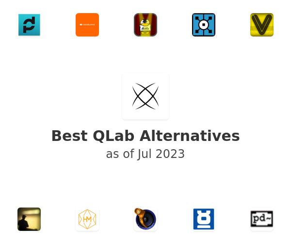 Best QLab Alternatives