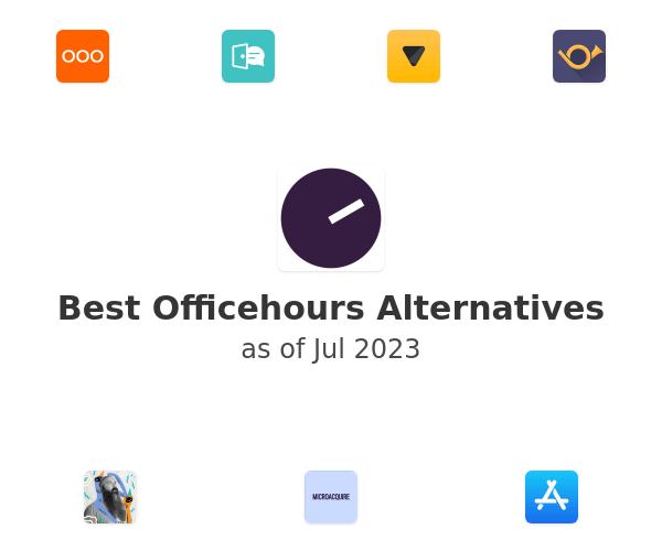 Best Officehours Alternatives