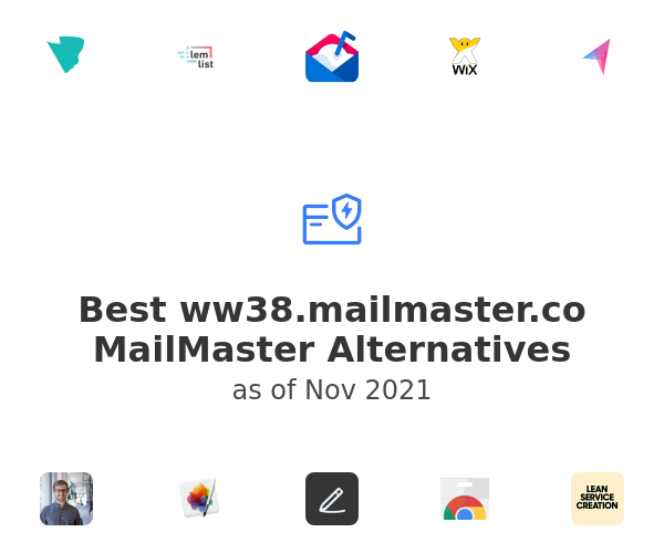 Best MailMaster Alternatives