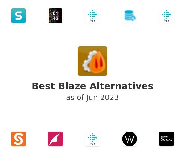 Best Blaze Alternatives