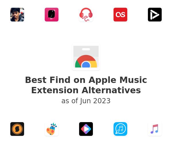 Best Find on Apple Music Alternatives