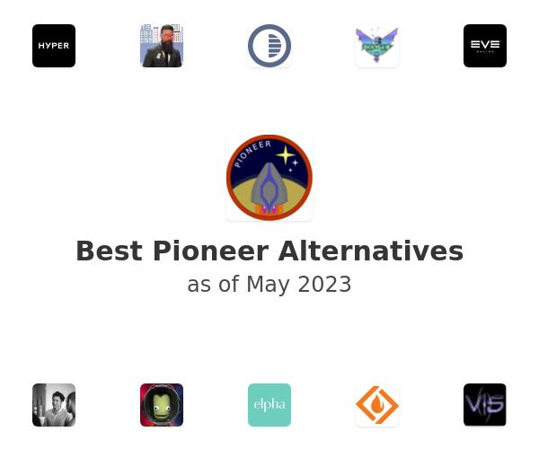 Best Pioneer Alternatives