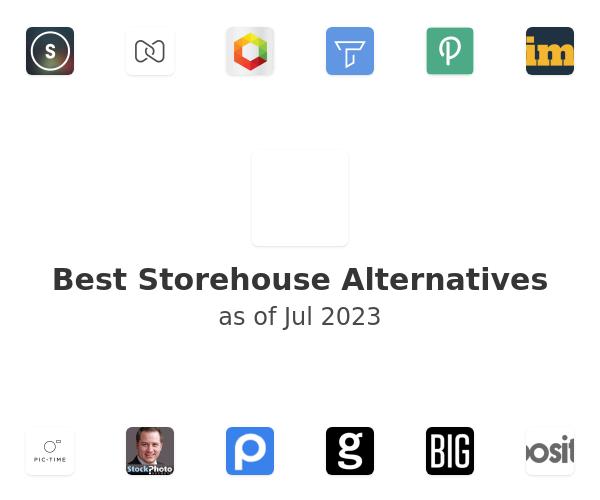 Best Storehouse Alternatives
