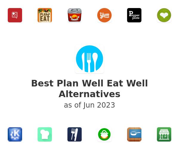 Best Plan Well Eat Well Alternatives