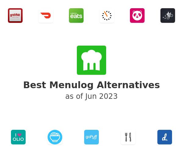 Best Menulog Alternatives