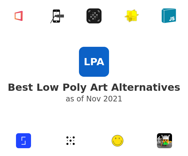 Best Low Poly Art Alternatives