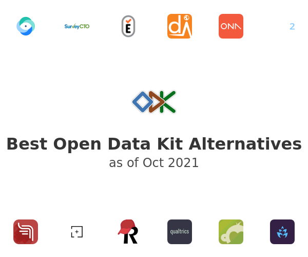 Best Open Data Kit Alternatives