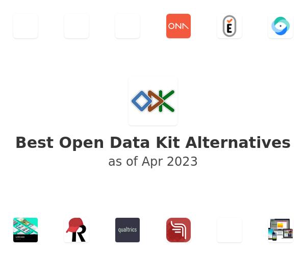 Best Open Data Kit Alternatives