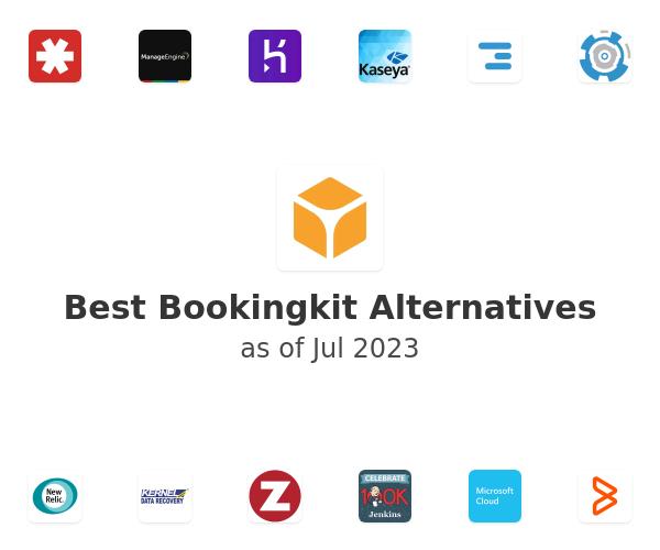 Best Bookingkit Alternatives