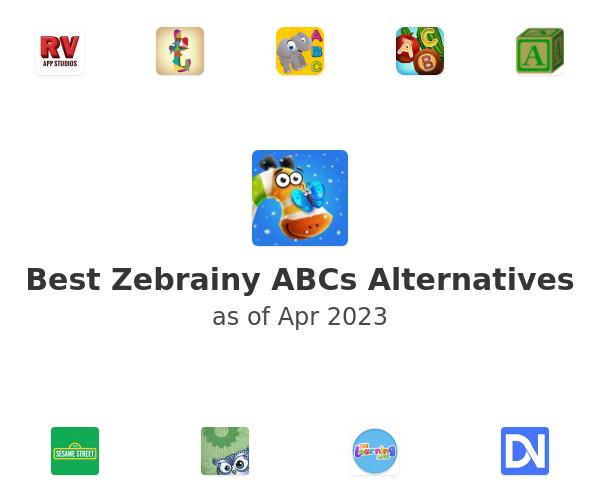 Best Zebrainy ABCs Alternatives