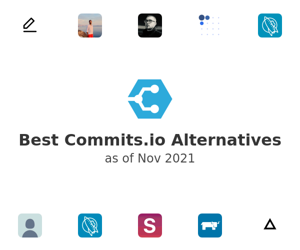 Best Commits.io Alternatives