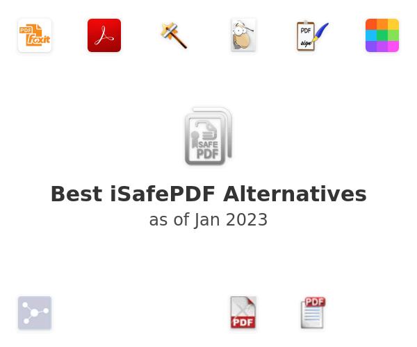 Best iSafePDF Alternatives
