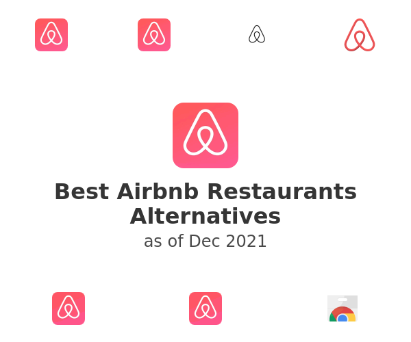 Best Airbnb Restaurants Alternatives