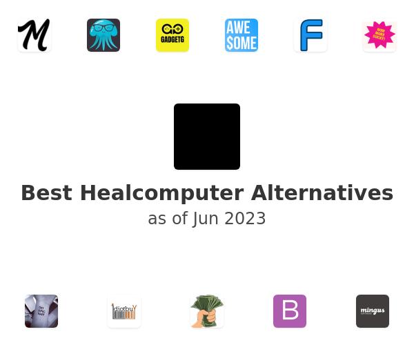 Best Healcomputer Alternatives
