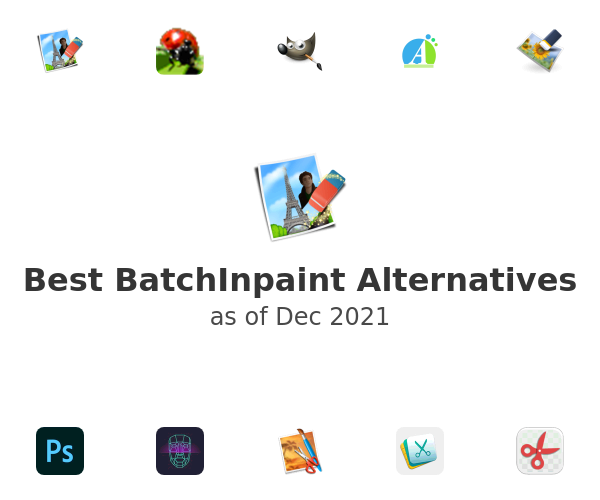 Best BatchInpaint Alternatives