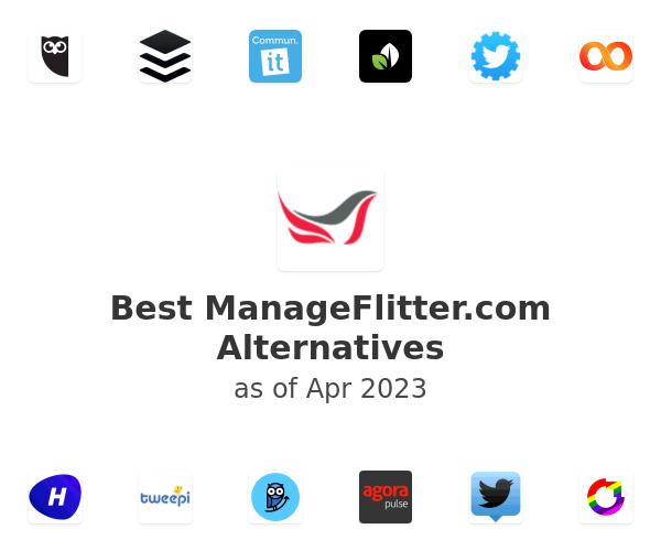 Best ManageFlitter.com Alternatives