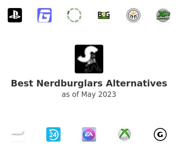 Best Nerdburglars Alternatives