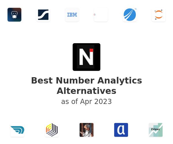 Best Number Analytics Alternatives