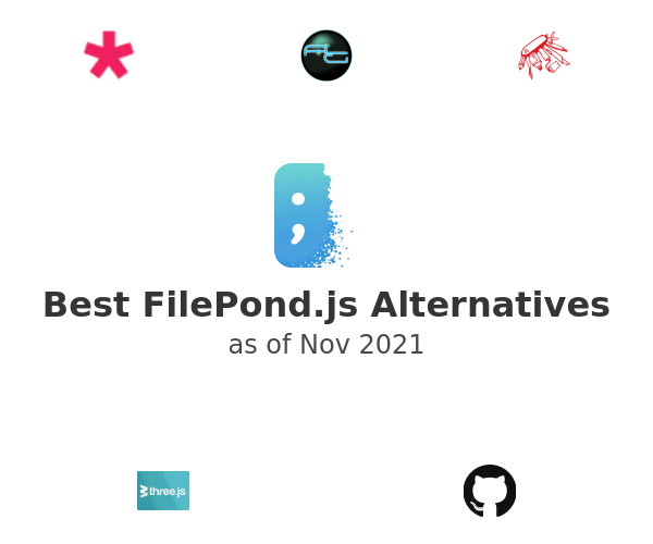 Best FilePond.js Alternatives