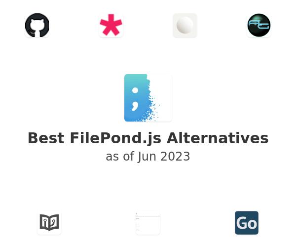 Best FilePond.js Alternatives