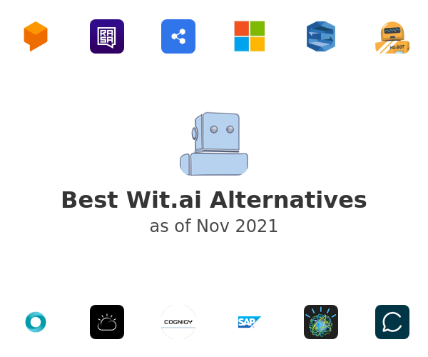 Best Wit.ai Alternatives
