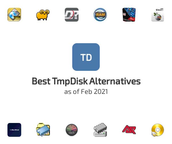 Best TmpDisk Alternatives