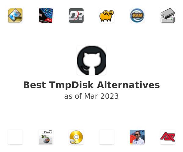 Best TmpDisk Alternatives