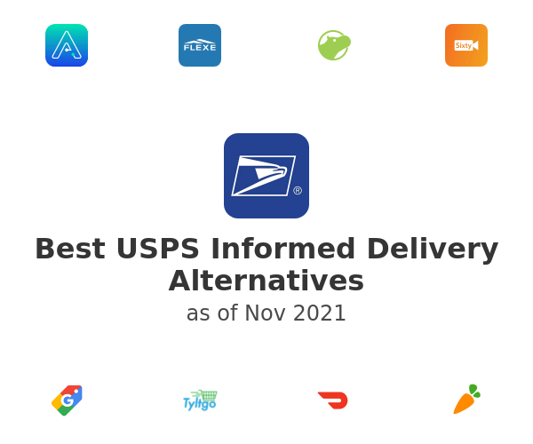 Best USPS Informed Delivery Alternatives