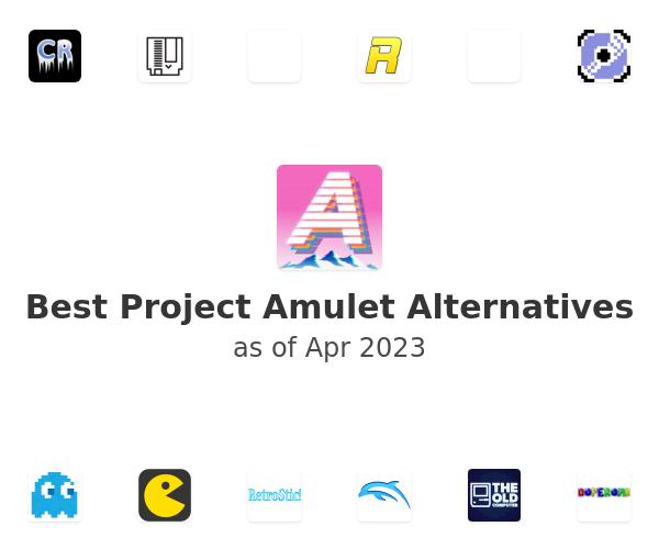 Best Project Amulet Alternatives