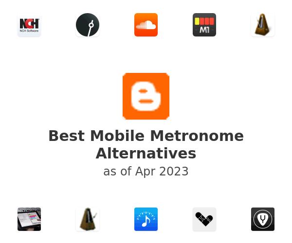 Best Mobile Metronome Alternatives