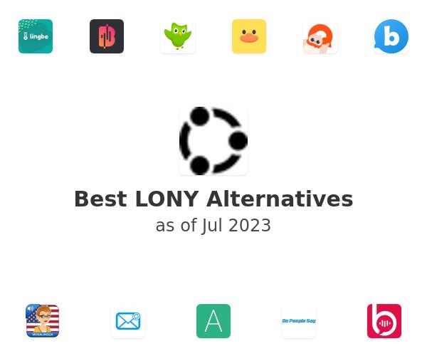 Best LONY Alternatives