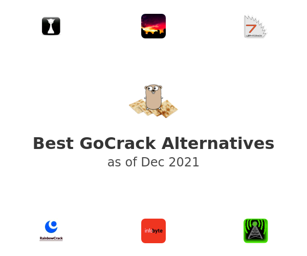 Best GoCrack Alternatives