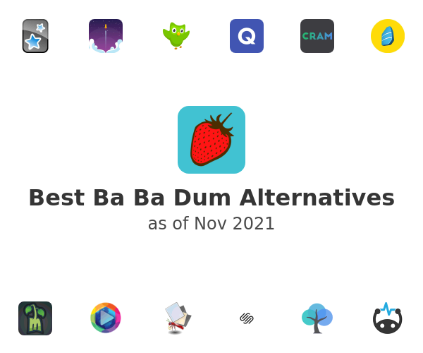 Best Ba Ba Dum Alternatives
