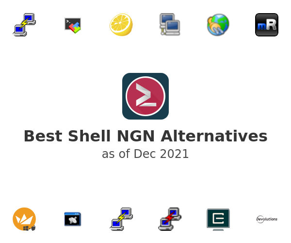 Best Shell NGN Alternatives