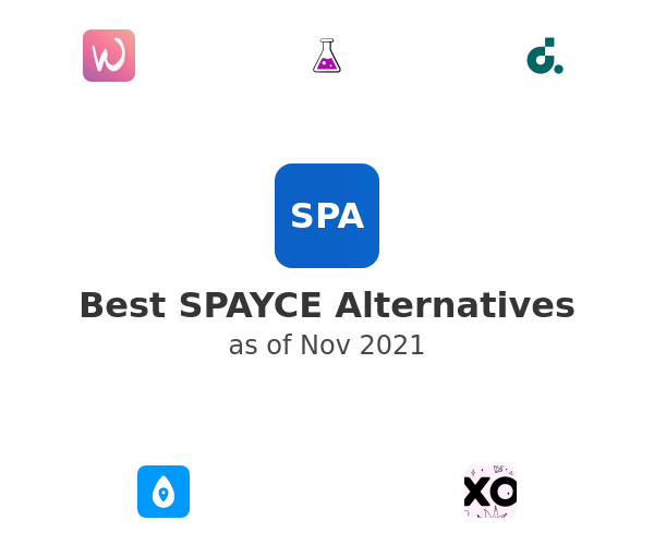 Best SPAYCE Alternatives