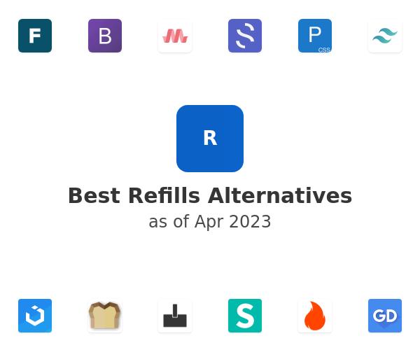Best Refills Alternatives