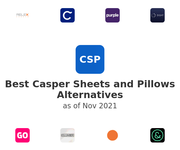 Best Casper Sheets and Pillows Alternatives
