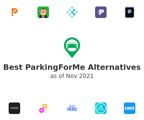 Best ParkingForMe Alternatives