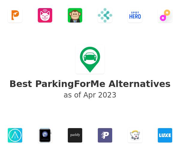 Best ParkingForMe Alternatives
