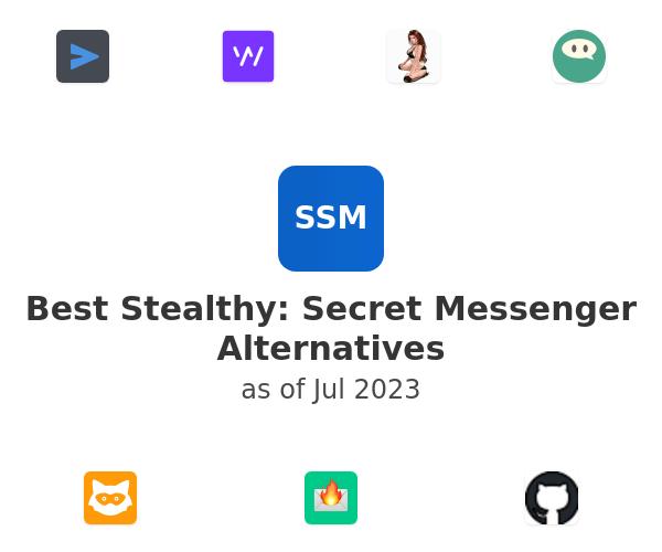 Best Stealthy: Secret Messenger Alternatives