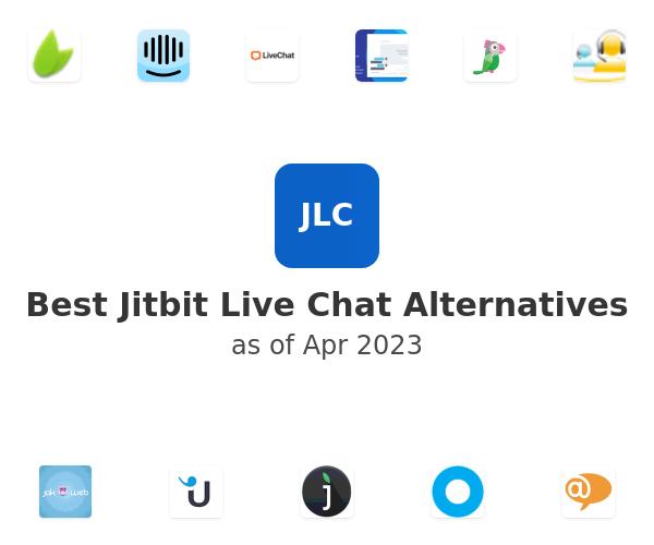 Best Jitbit Live Chat Alternatives