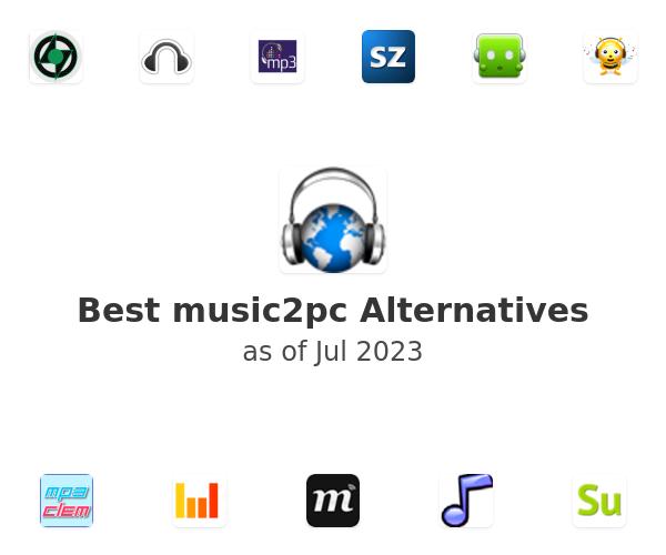 Best music2pc Alternatives