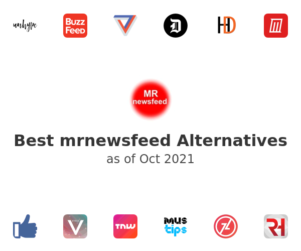 Best mrnewsfeed Alternatives