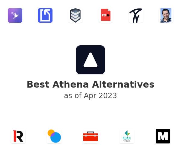 Best Athena Alternatives