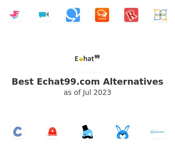 Best Echat99.com Alternatives