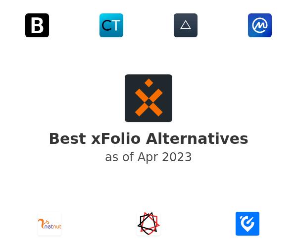 Best xFolio Alternatives