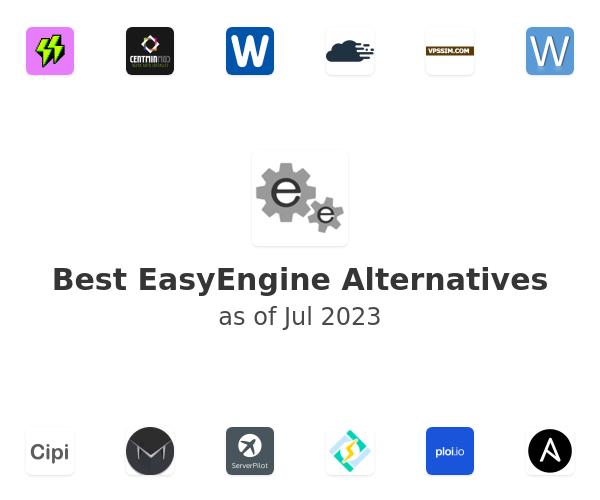 Best EasyEngine Alternatives
