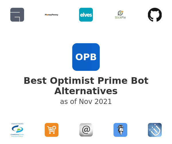 Best Optimist Prime Bot Alternatives