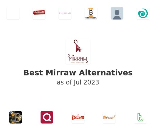 Best Mirraw Alternatives